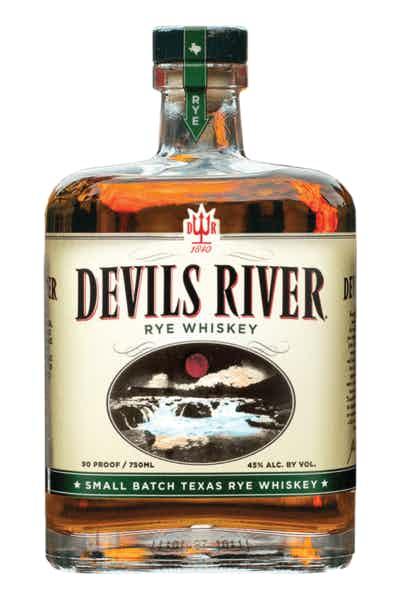 Devil's River Small Batch Texas Rye Whiskey