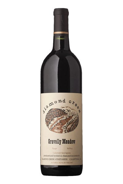 Diamond Creek Gravelly Mead Cabernet