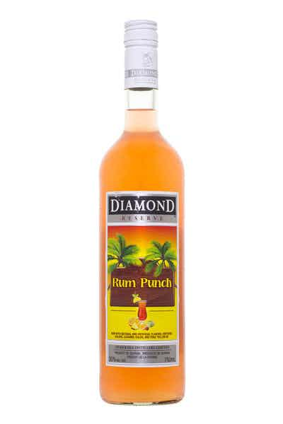 Diamond Reserve Demerara Rum Punch