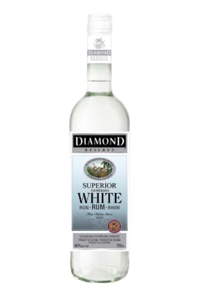 Diamond Reserve Demerara Superior White Rum