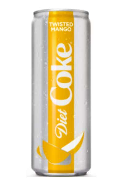 Diet Coke Mango