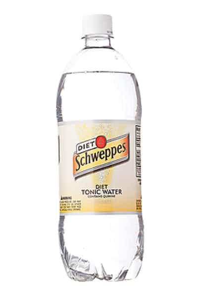 Schweppes Diet Tonic Water