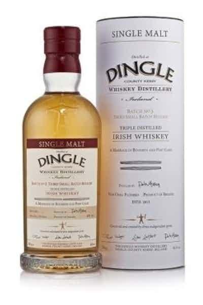 Dingle Whiskey Batch No. 3