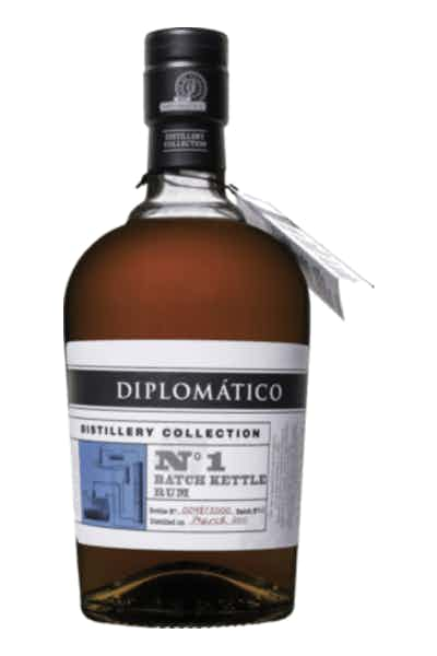 Diplomatico Collection No. 1 Batch Kettle Rum