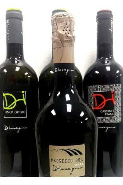 Dissegna 4 Bottle Variety Pack
