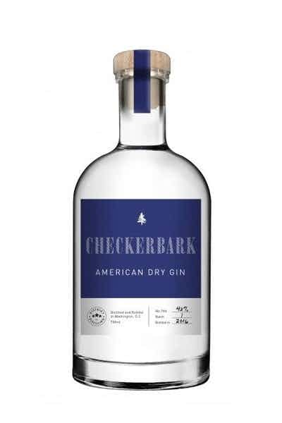 District Distilling Checkerbark Gin