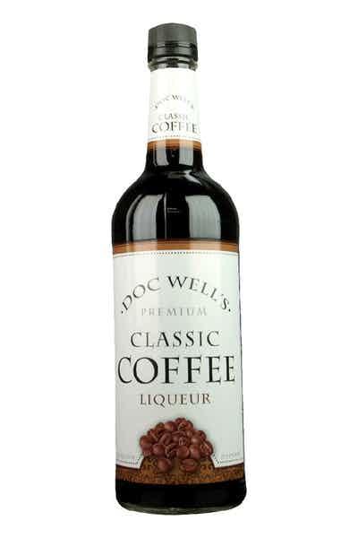 Doc Well's Coffee Liqueur