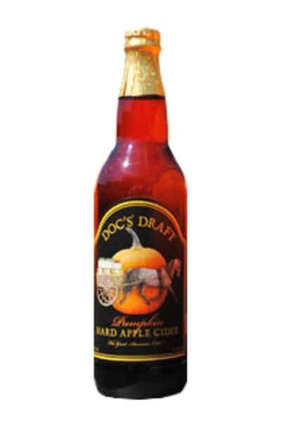 Doc's Draft Hard Pumpkin Cider
