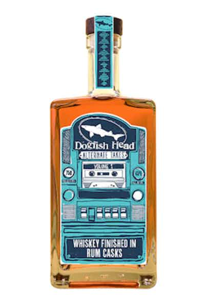 Dogfish Head Alternate Takes: Volume 1: Whiskey Finished In Rum Casks