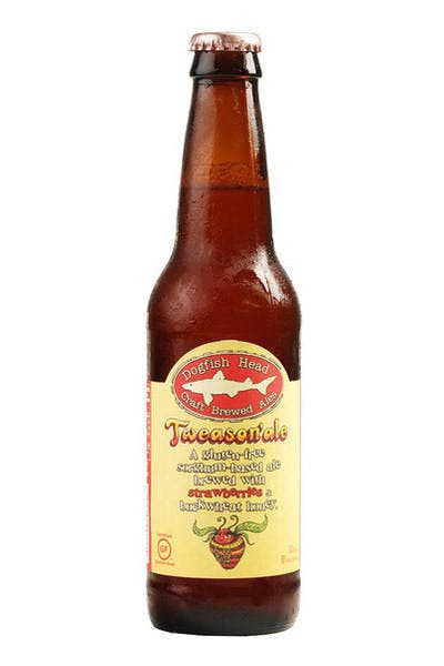 Dogfish Head Tweason'ale