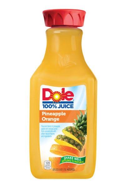 Dole Pineapple/Orange