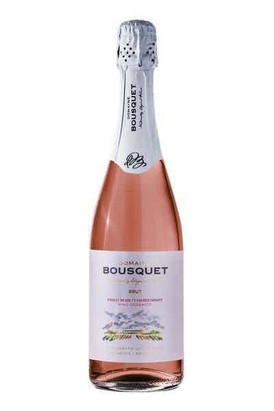Domaine Bousquet Organic Sparkling Brut Rose