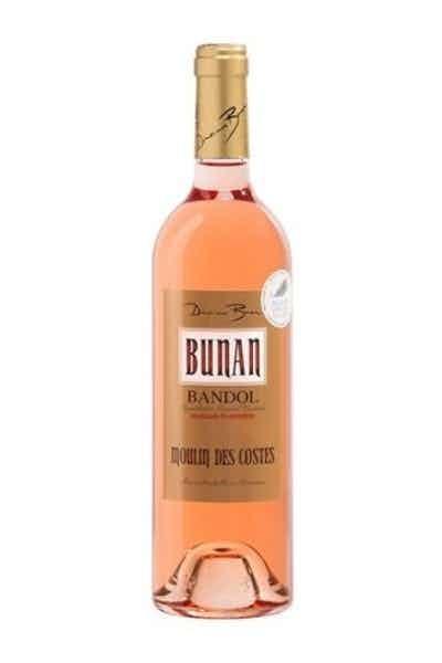 Domaine Bunan Moulin des Costes Bandol Rosé