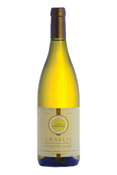 Domaine Chenevieres Chablis Les Grandes Vignes