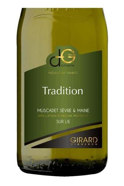 Domaine Girard Muscadet Sèvre-et-Maine, Tradition