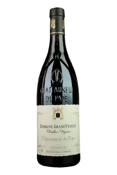 Domaine Grand Veneur Chateauneuf Du Pape Rouge Vieilles Vignes