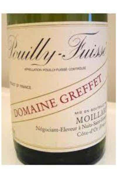 Domaine Greffet Pouilly-Fuisse