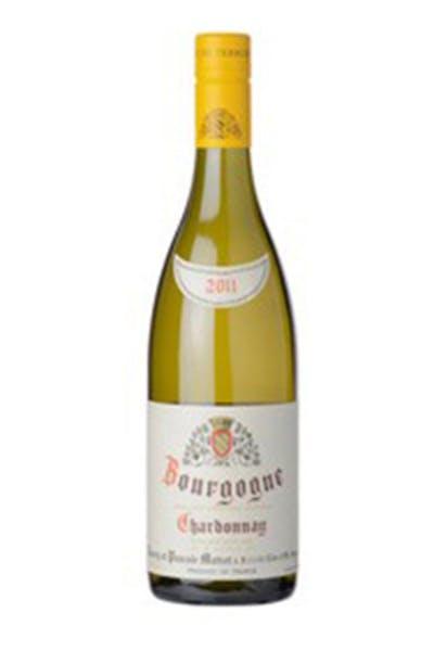 Domaine Matrot Organic Bourgogne Chardonnay
