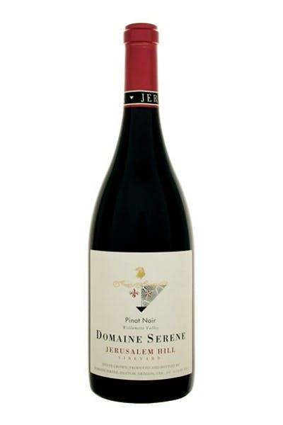 """Domaine Serene """"Jerusalem Hill"""" Pinot Noir"""