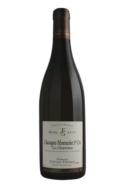 Domaine Thomas Chassagne Montrachet 1er Cru Les Chenevottes