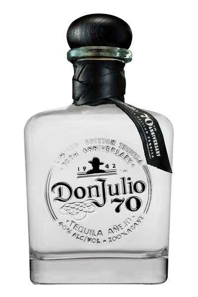 Don Julio 70 Cristalino Tequila