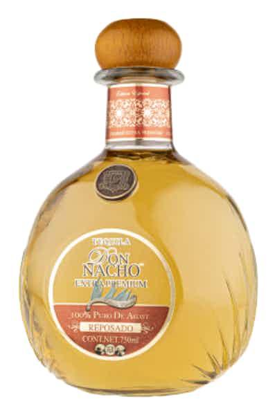 Tequila Don Nacho Extra Premium Reposado 100% Pure of Agave