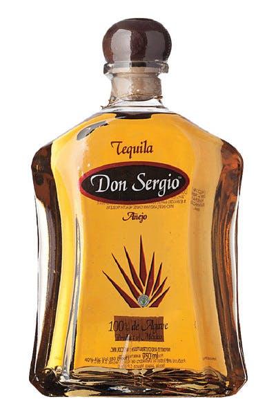 Don Sergio Anejo Tequila