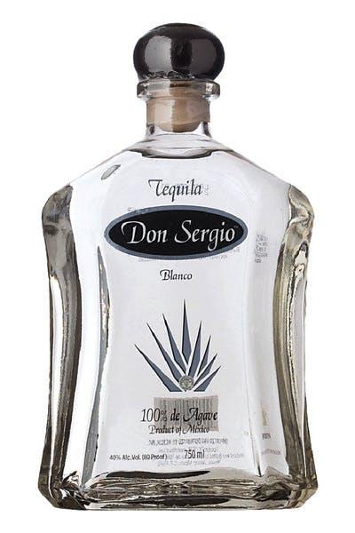 Don Sergio Blanco Tequila