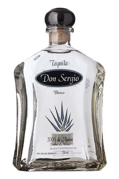 Don Sergio Blanco Tequila