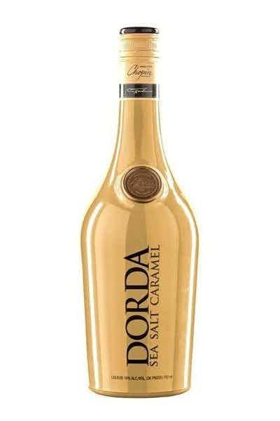 Dorda Sea Salt Caramel Liqueur