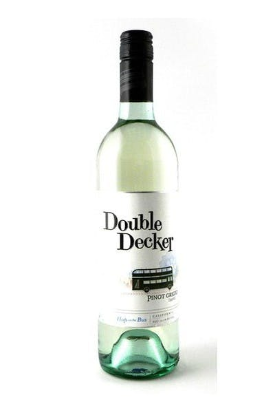 Double Decker Pinot Grigio