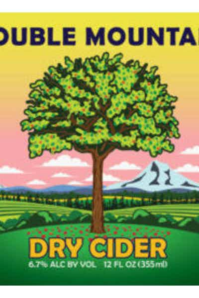 Double Mountain Dry Cider