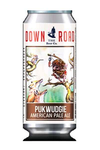 Down The Road Pukwudgie Pale Ale