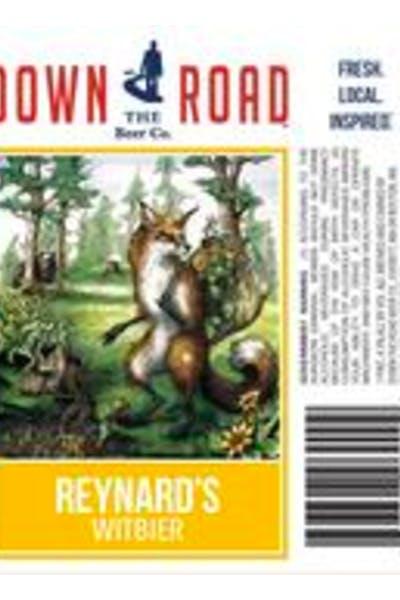 Down The Road Reynard's Witbier