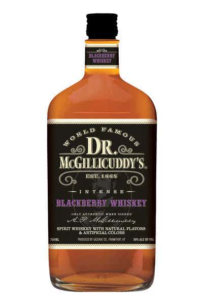 Dr. McGillicuddy's Blackberry Whiskey