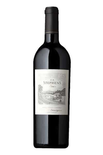 D.R. Stephens Cabernet Estate Moose Valley Vineyard