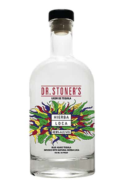 Dr. Stoner's Hierba Loca Tequila