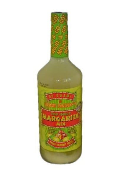 Dr. Swami and Bone Daddy's Top Shelf Margarita Mix