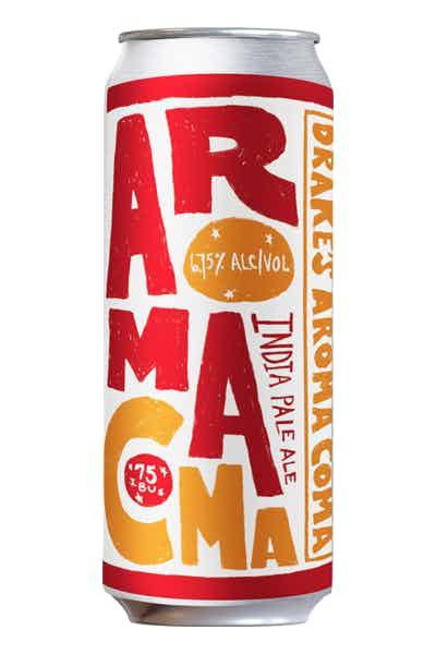 Drake's Aroma Coma IPA