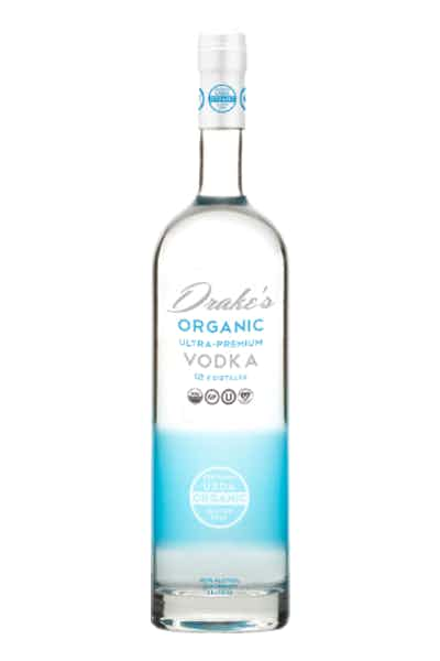 Drake's Organic Premium Vodka