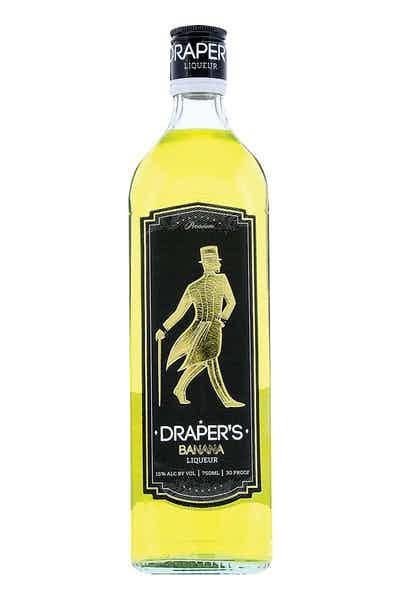 Draper's Banana Liqueur