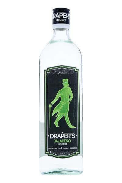 Draper's Jalapeno Liqueur