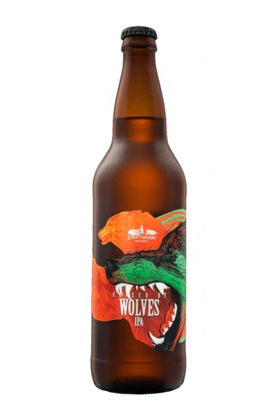 Driftwood Raised By Wolves IPA