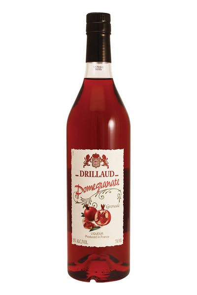 Drillaud Pomegranate Liqueur