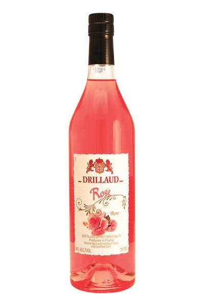 Drillaud Rose Liqueur
