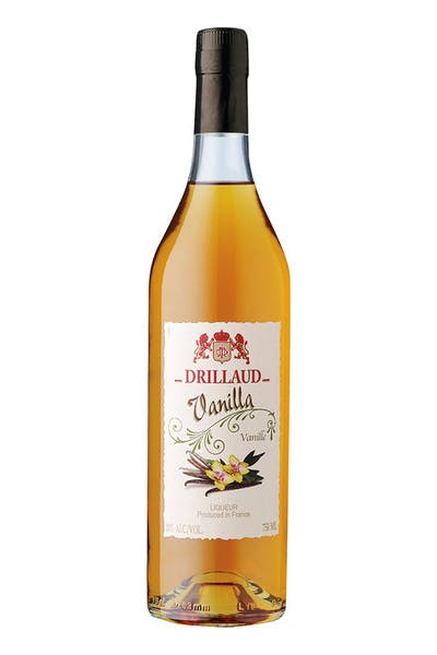 Drillaud Vanilla Liqueur