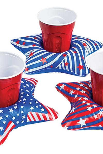 Drink Floats   Stars & Stripes