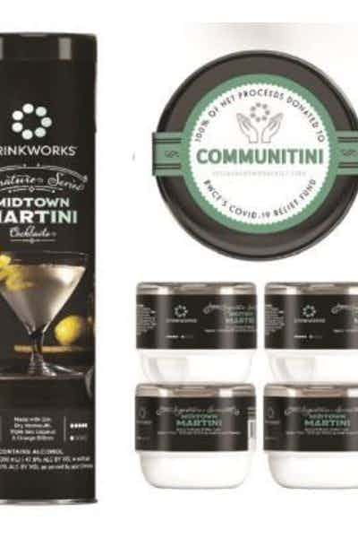 Drinkworks Communitini