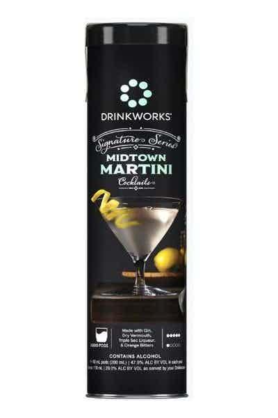 Drinkworks Midtown Martini Pod