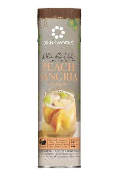 Drinkworks Peach Sangria Pod